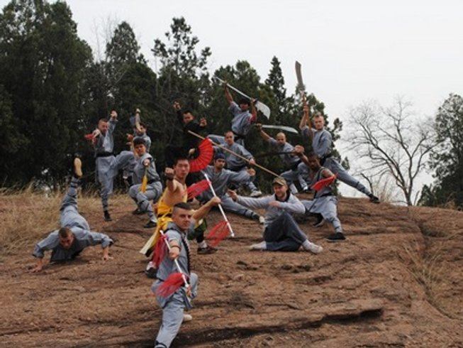 4 Years Authentic Martial Arts Training in China