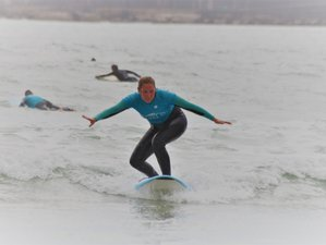 2 Day Surf Camp in Matosinhos, Porto