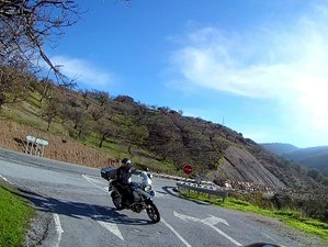 7 Day Guided Scenic Motorcycle Tour in Province of Granada, Andalucia