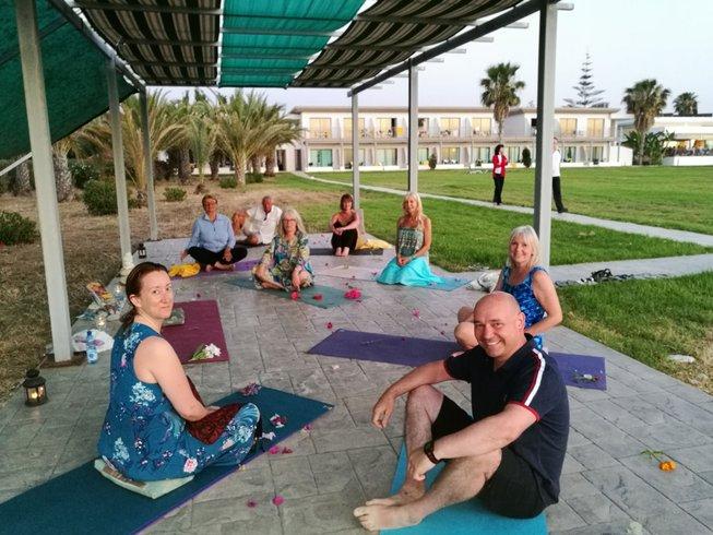 8 Days Yoga, Meditation and Ayurveda Retreat Cyprus