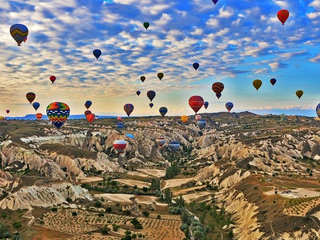 5 Days Yoga Retreat in Cappadocia, Turkey