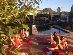 8 Tage Surf und Yoga Urlaub an der Küste des Lichts in Andalusien, Spanien