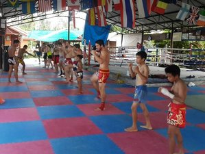 1 Week Muay Thai Holiday in Koh Phangan, Thailand