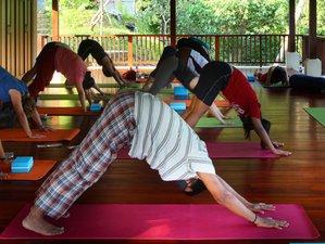 4 jours en stage de yoga, médiation et bien-être à la pleine lune à Bali, Indonésie