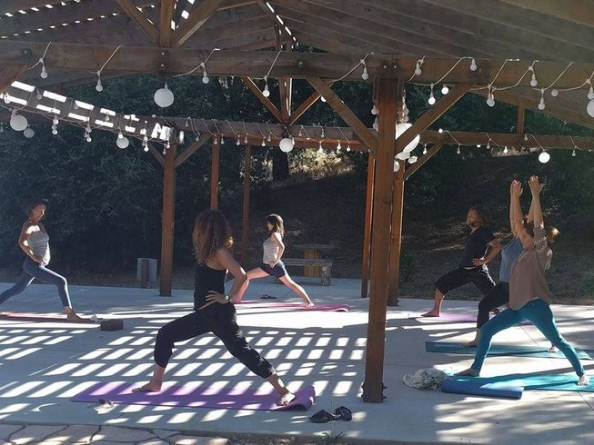 3 Days Vegan Cuisine, Meditation and Yoga Retreat California