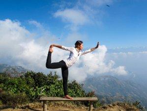 4 Tage Yoga und Wandern im Himalaya