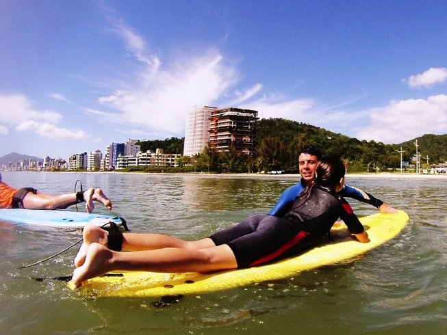 8 Days Surf Camp in Santa Catarina, Brazil