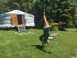 6 Day Cooking, Meditation, and Yoga Retreat in Samoëns, Haute-Savoie