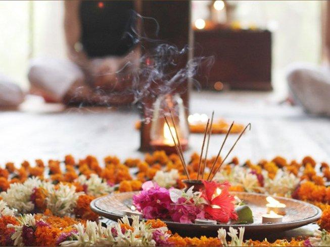7 Days Relaxing Yoga Retreat in Goa, India