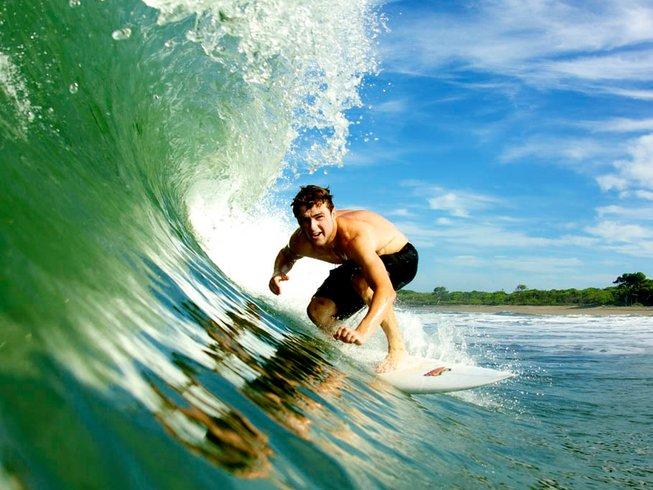 8 Days Rejuvenating Nicaragua Surf Camp