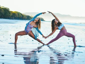 25 Day 200-Hour Immersive Yoga Teacher Training on Maderas Beach, Nicaragua