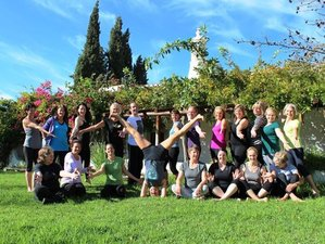 8 Days Intermediate Level Iyengar Yoga Retreat Portugal