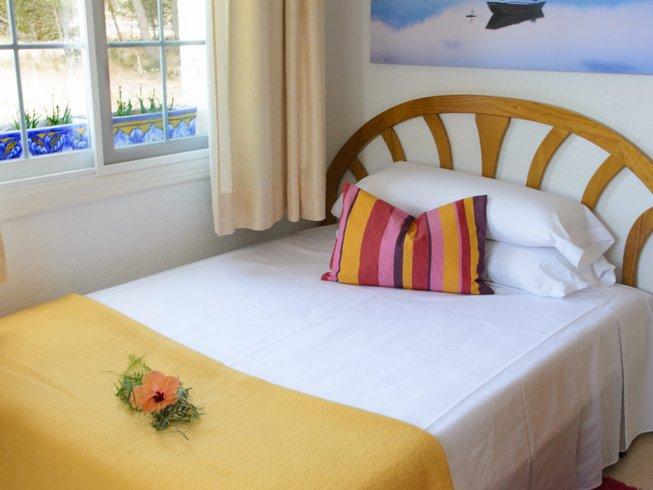 15 Days Relax and Rejuvenate Yoga Retreat in Alicante, Spain