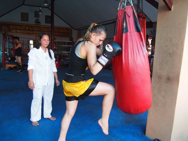 1 Month Muay Thai Training in Bangkok, Thailand
