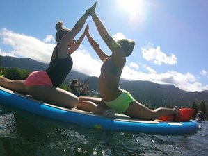 4 Days Tofino Getaway SUP, Surf & Yoga Retreat Canada