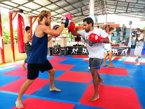 2 Months CountrySide Western Boxing and Muay Thai Training in Phetchabun, Thailand
