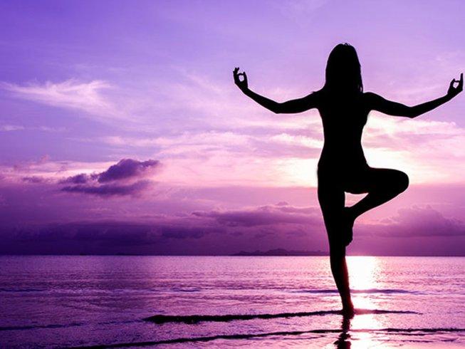 8 dias de meditación personal y retiro de yoga en Malibú, California