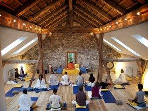 14 jours en retraite de méditation satipatthana vipassana dans les Alpes en Autriche