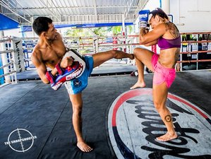 2 Weeks MMA and Muay Thai Training Camp Thailand