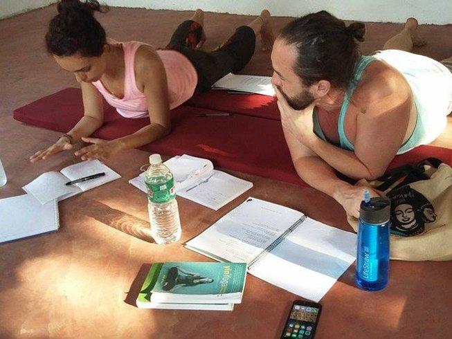 12 jours-100h de formation de professeur de yin yoga dans les Pyrénées, Espagne