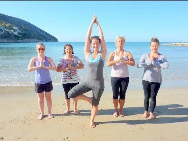4-Daagse Verjongende Yoga in Spanje