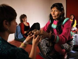 14 Day Reborn with Ayahuasca Retreat in Cusco Mountains