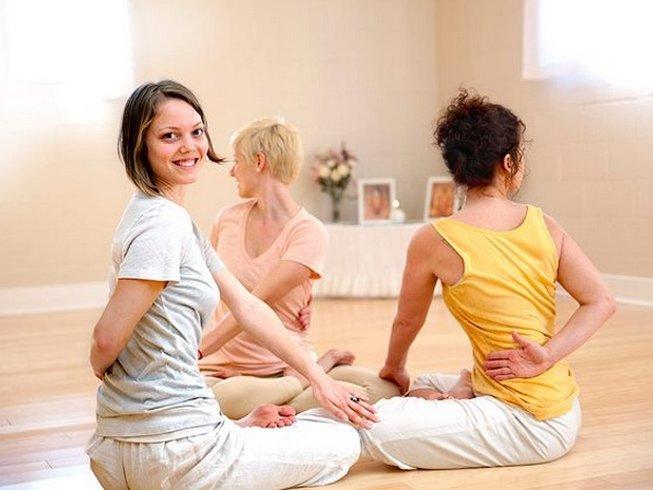 6 Days New Years Silent Meditation & Yoga Retreat USA