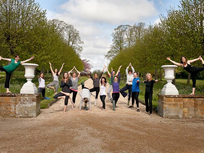 3 Days Well-Being Meditation and Yoga Retreat in Bicester, UK