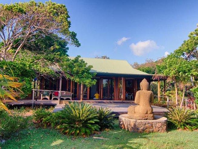 6 Days Byron Bay Beach Sivananda Yoga Retreat