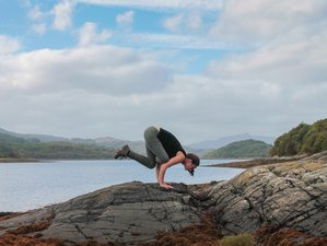 6 Days Adventure Yoga Retreat in The Scottish Highlands, Oban, UK