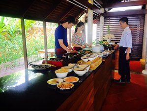 4 Days Honeymoon Cooking Holidays in Thailand