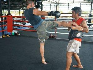 7 Days Muay Thai or Boxing School in Pattaya, Thailand