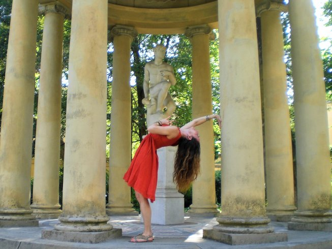 4 Days Yoga and Art Weekend Retreat in Florence, Italy
