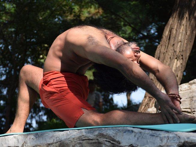 7 Days Ashtanga Yoga Retreat Rishikesh, India