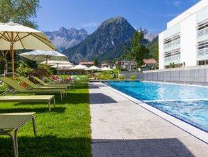 4 Tage Yoga & Meditation. 4*Superior Hotel. Wellness. Wandern. E-Bike. in Vorarlberg, Oesterreich