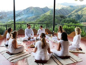 28 Days 250-Hour Classical Tantric Hatha  Yoga Teacher Training in Vilcabamba, Ecuador