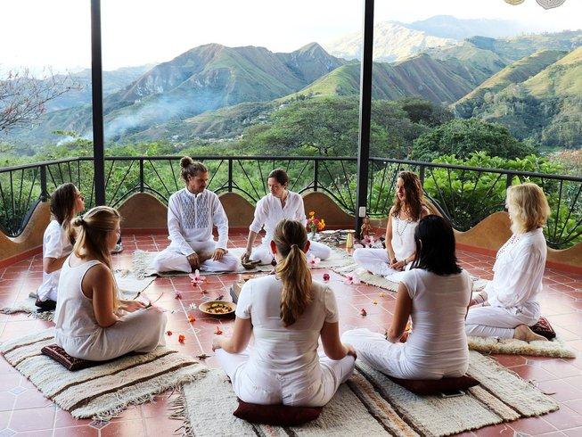 27 Days 250-Hour Classical Tantric Hatha  Yoga Teacher Training in Vilcabamba, Ecuador