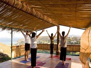 7 jours en stage de yoga et jeûne à Patmos, Grèce
