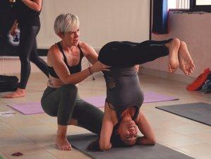 28 Days 200-Hours Intensive Ashtanga Yoga Teacher Training in Rishikesh, India