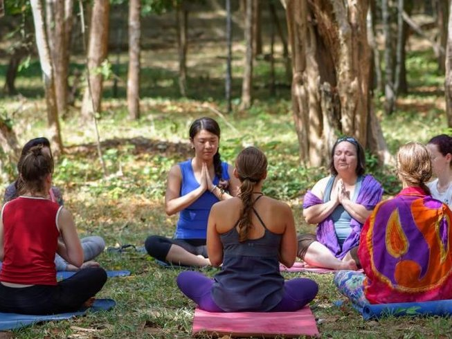 6 Days Integral Yoga and Meditation Retreat in Cambodia