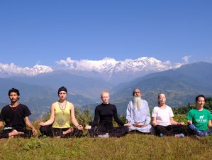 31 Day 300-Hour Yoga Teacher Training at Beautiful Begnas Lake, Pokhara