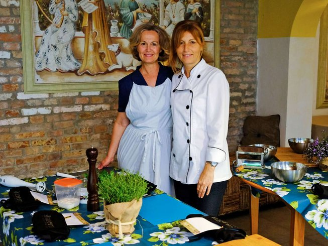 4 Days Food and Cooking Holiday in Malamocco, Italy