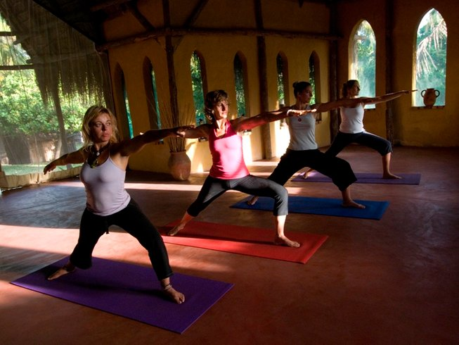 8 Days Iyengar and Power Yoga Holiday in Mozambique