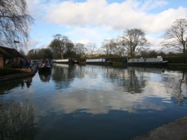 3 Tage Frühlings Fitness und Yoga Urlaub in Oxfordshire, Großbritannien