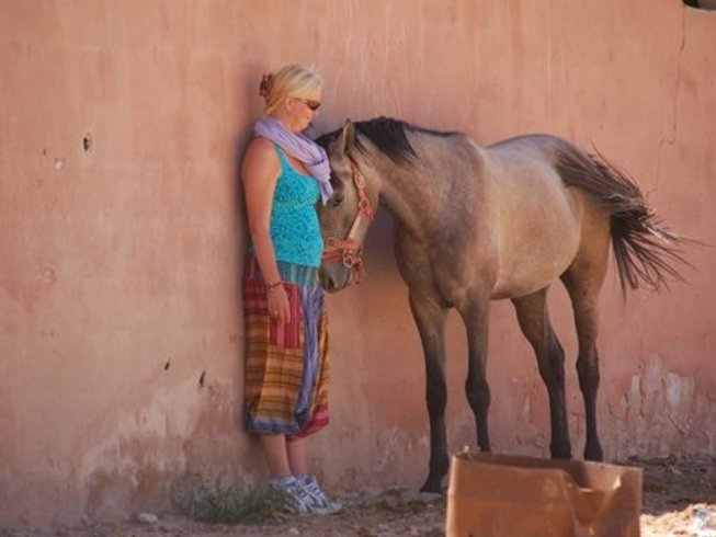 3 Days Yoga & Horse Wisdom Desert Retreat in Jordan