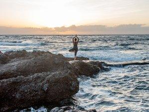 6 Day Yoga Retreat at a Banana Plantation in Tenerife