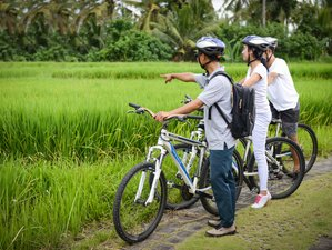 4 Day Relaxing Cycling and Yoga Holiday Bali