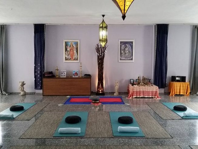 28 Days 200-Hour Yoga Alliance Hatha and Vinyasa Yoga Teacher Training in Tenerife, Spain