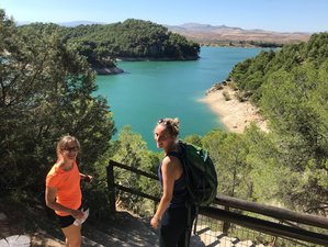 6-Daagse Yoga Vakantie met Hiken, Trailrunning en Massage in Andalusië, Spanje