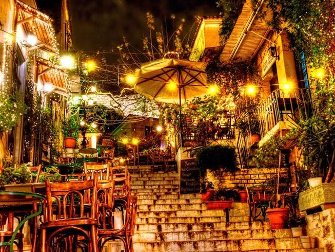 4 Days Cooking Holidays in Athens, Greece